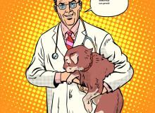 Вы-Ветеринарный врач-Ветеринарная клиника-Ваше животное